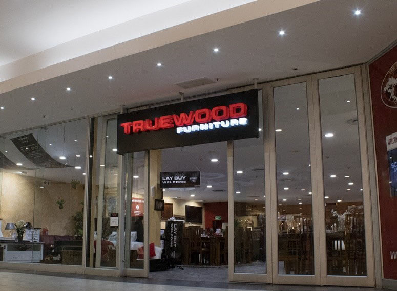 Truewood Furniture Kolonade Shopping Centre / Pretoria North